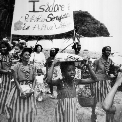 Feast of St. Isidore celebrated in Pte Soufriere- San Souveur.JPG